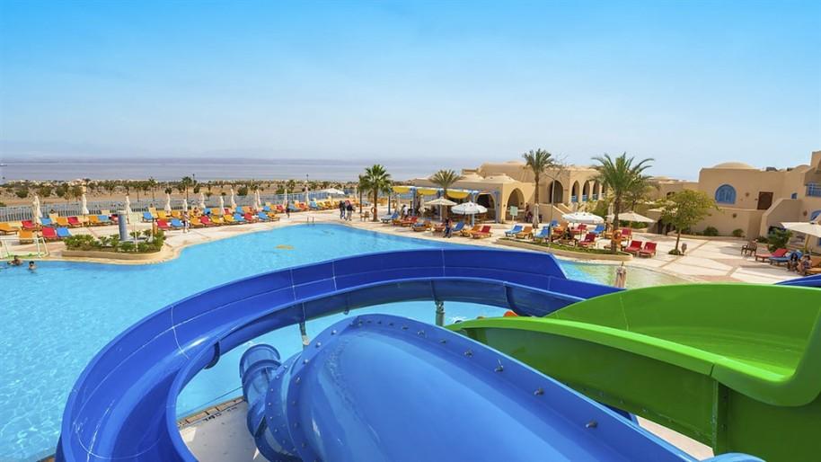 Hotel El Wekala Aqua Park Resort (fotografie 23)