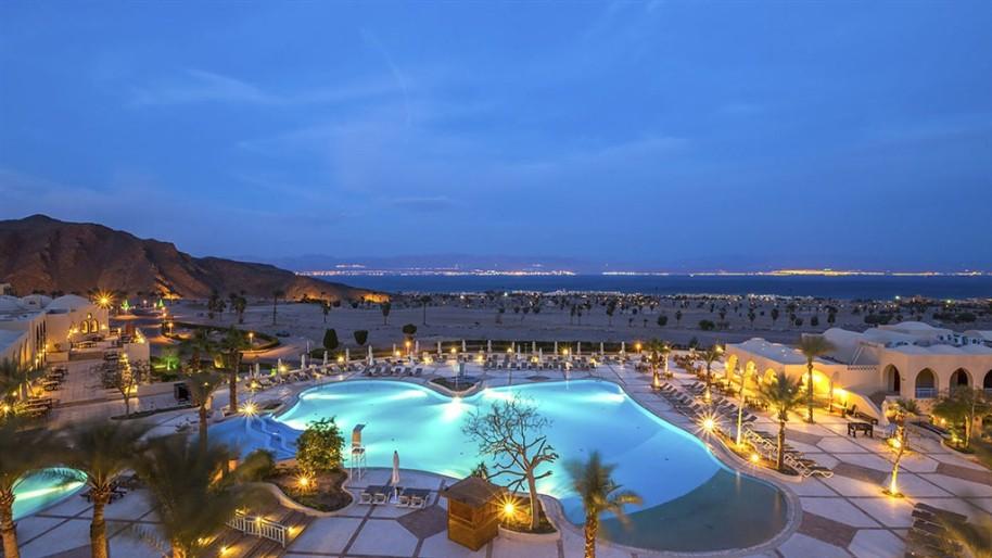 Hotel El Wekala Aqua Park Resort (fotografie 25)
