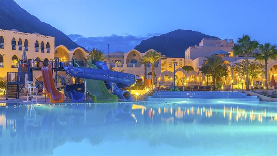 Hotel El Wekala Aqua Park Resort (fotografie 27)