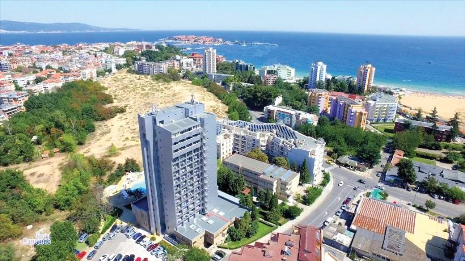 Hotel Kamenec (fotografie 1)