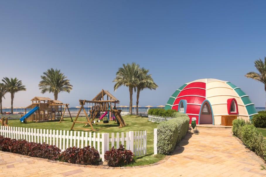 Hotel Barcelo Tiran Sharm (fotografie 2)