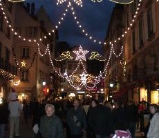 Advent v Alsasku - zimní pohádka nejen o víně a středověký trh