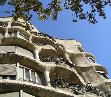 Barcelona, po stopách Gaudího