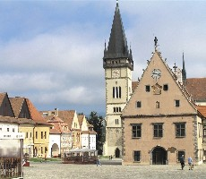 Ukrajina a východní Slovensko, příroda, města a památky Unesco