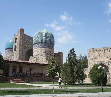 Kazachstán a Uzbekistán - moderní Astana, přírodní krásy Kazachstánu a nádherné památky Uzbekistánu