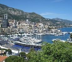 Nice, Monaco, Cannes