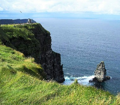 Nejkrásnější místa Irska pěšky - letecky