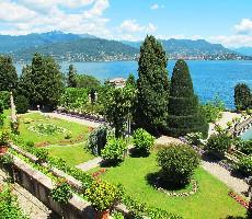 Nejkrásnější zahrady, jezera a Alpy Lombardie