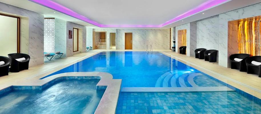 Hotel Doubletree By Hilton Resort & Spa Marjan Island (fotografie 7)