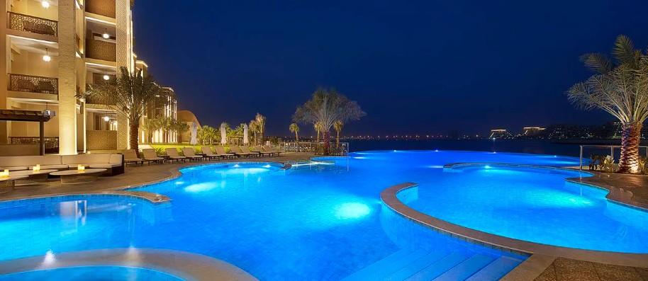 Hotel Doubletree By Hilton Resort & Spa Marjan Island (fotografie 9)