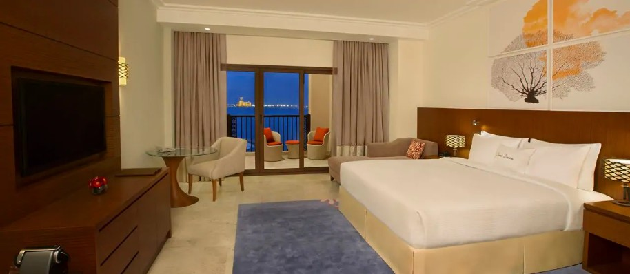Hotel Doubletree By Hilton Resort & Spa Marjan Island (fotografie 10)