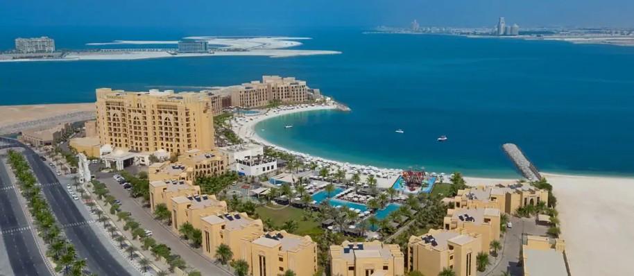 Hotel Doubletree By Hilton Resort & Spa Marjan Island (fotografie 11)