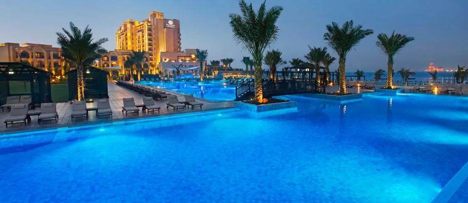 Hotel Doubletree By Hilton Resort & Spa Marjan Island (fotografie 13)