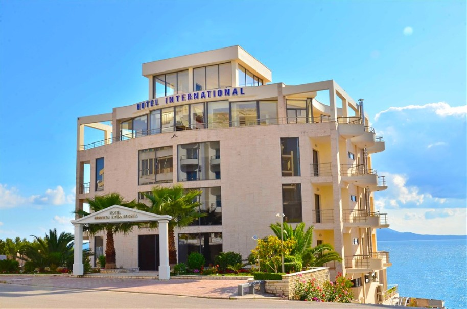 Hotel Saranda International (fotografie 1)