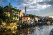 Bosna a Hercegovina s koupáním u moře i vodopádů (fotografie 7)