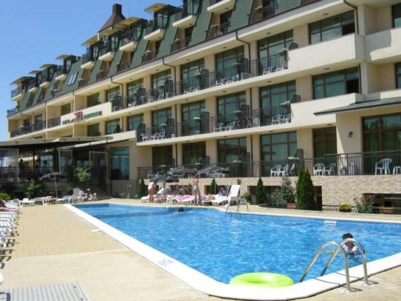 Hotel Julia (fotografie 1)