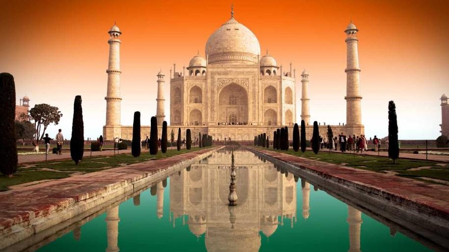 Zlatý indický trojuhelník (fotografie 10)