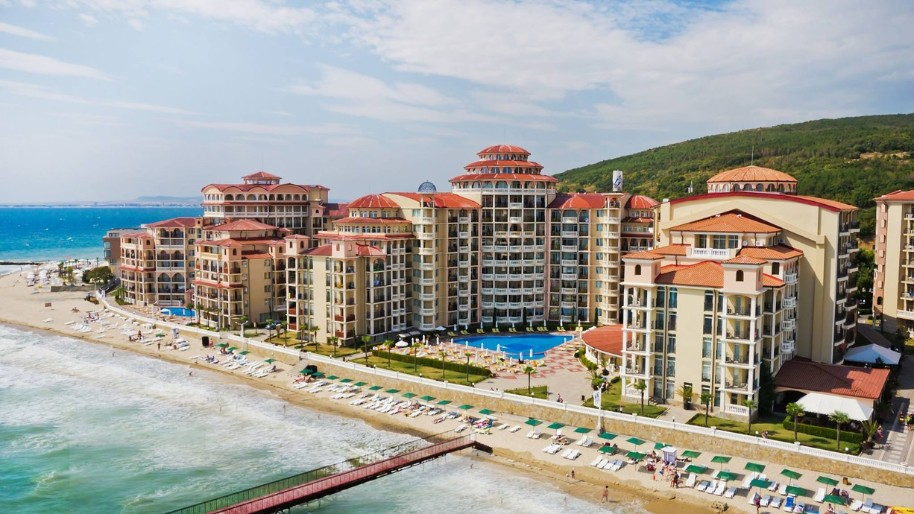 Andalucia Beach Hotel (fotografie 1)
