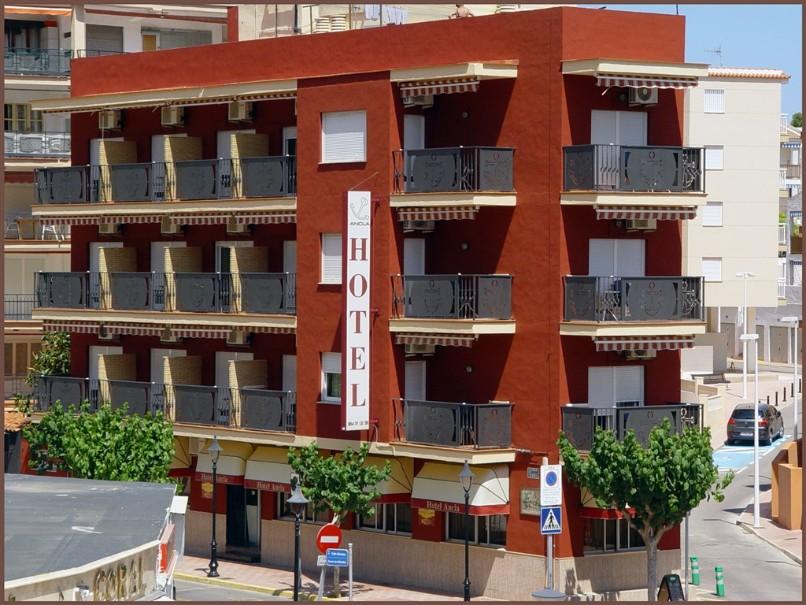 Hotel Ancla (fotografie 12)