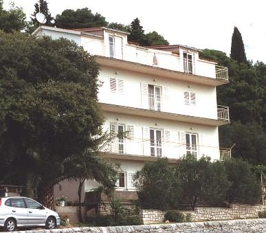 Apartmánový dům Vesna