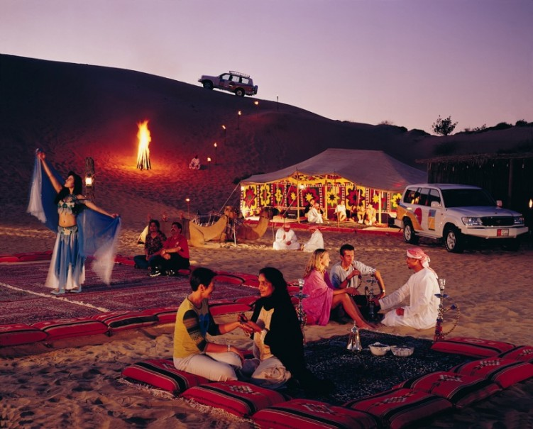 Perly Emirátů s koupáním - akce senior 50+ (fotografie 21)
