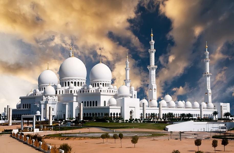 Perly Emirátů s koupáním - akce senior 50+ (fotografie 16)