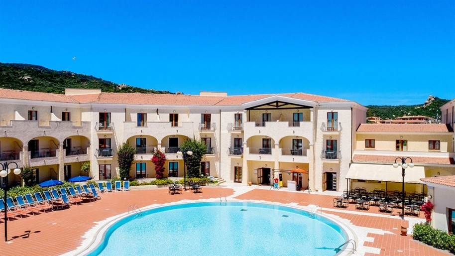 Hotel Blu Resort Morisco & Baja (fotografie 23)
