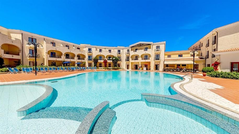 Hotel Blu Resort Morisco & Baja (fotografie 24)