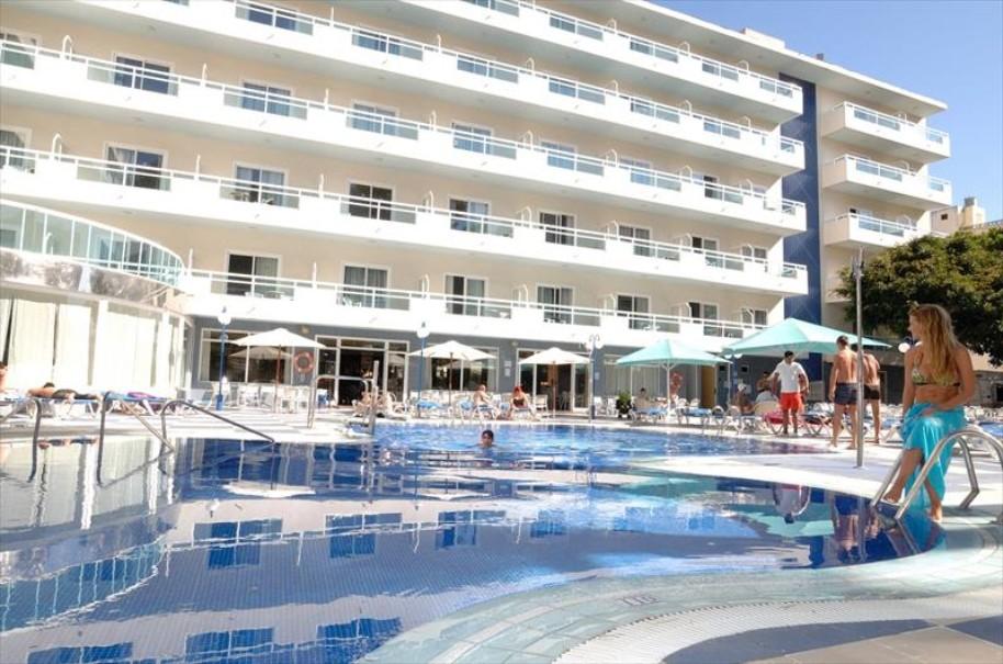 Hotel Santa Monica Playa pro seniory (fotografie 1)