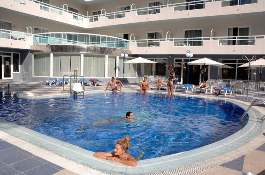Hotel Santa Monica Playa pro seniory (fotografie 2)