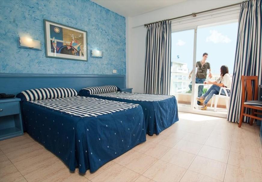 Hotel Santa Monica Playa pro seniory (fotografie 5)