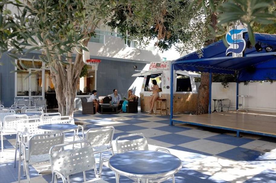 Hotel Santa Monica Playa pro seniory (fotografie 14)