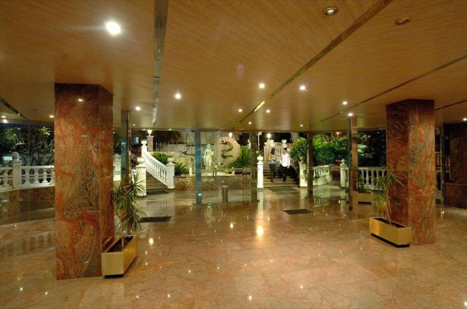 Hotel Santa Monica Playa pro seniory (fotografie 17)