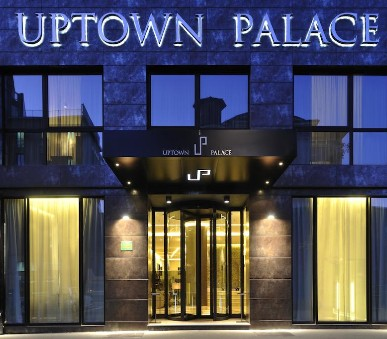Hotel Uptown Palace