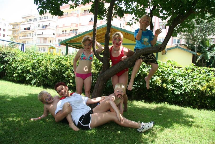 Hotel Elysee Garden Family (fotografie 14)