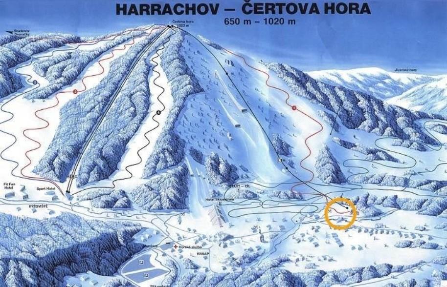 Wellness Hotel Harrachovka (fotografie 15)