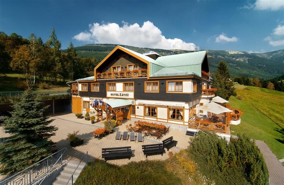 Hotel Zátiší (fotografie 1)