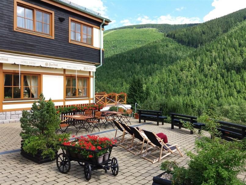 Hotel Zátiší (fotografie 12)