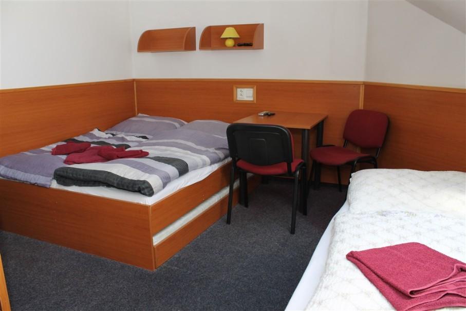 Hotel Pod Jedlovým Vrchem (fotografie 10)