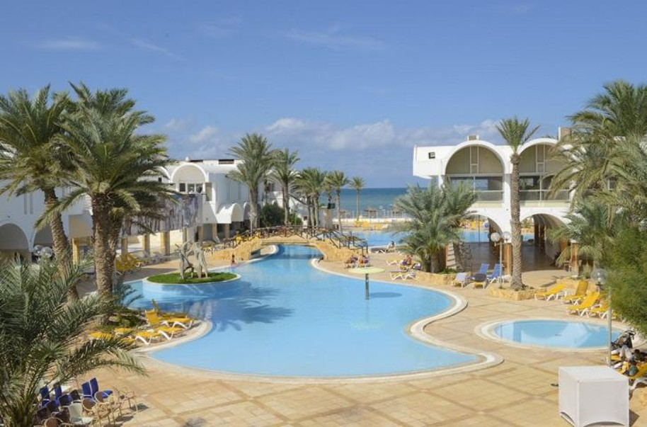 Hotel Dar Jerba Narjess (fotografie 1)