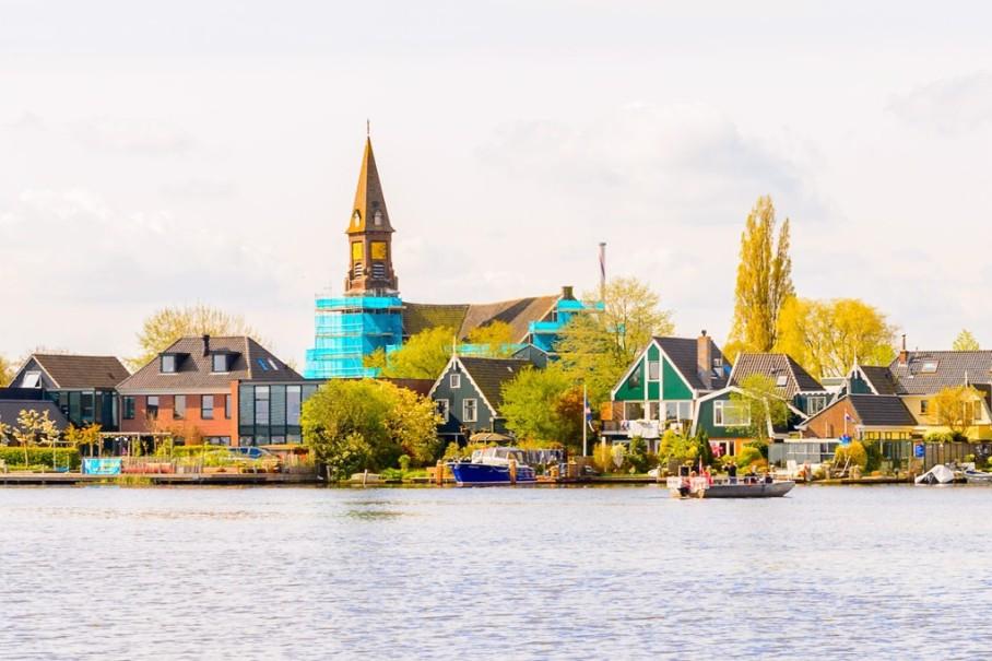 Za chutí sýrů, mlýny do Amsterdamu a Zaanse Schans s návštěvou města Alkmaar (fotografie 13)