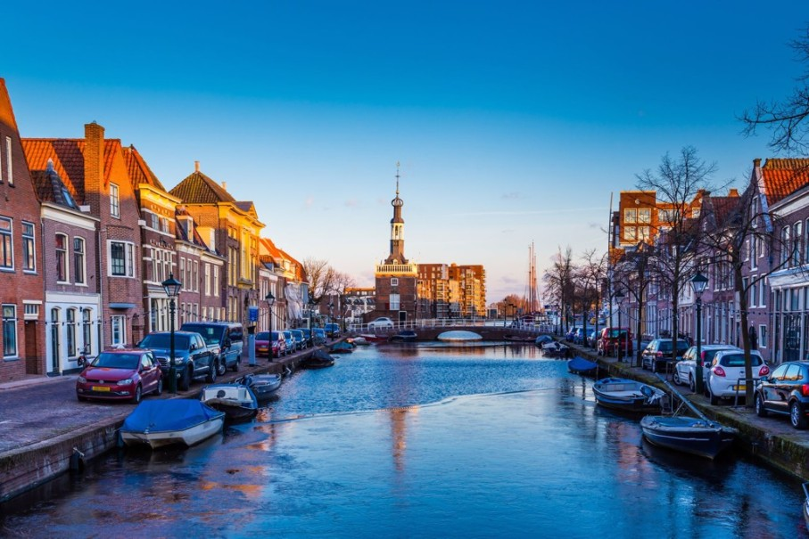 Za chutí sýrů, mlýny do Amsterdamu a Zaanse Schans s návštěvou města Alkmaar (fotografie 4)