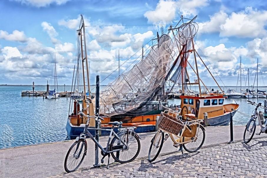 Za chutí sýrů, mlýny do Amsterdamu a Zaanse Schans s návštěvou města Alkmaar (fotografie 17)