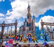 Pohádkový zájezd do Paříže a Disneylandu - Eiffelova věž, mořský svět