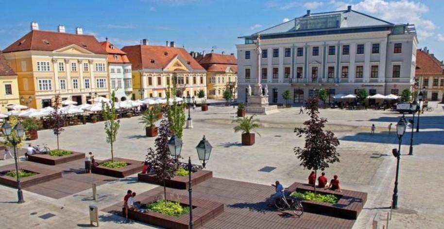 Celodenní koupání v termálních lázních Győr (fotografie 4)