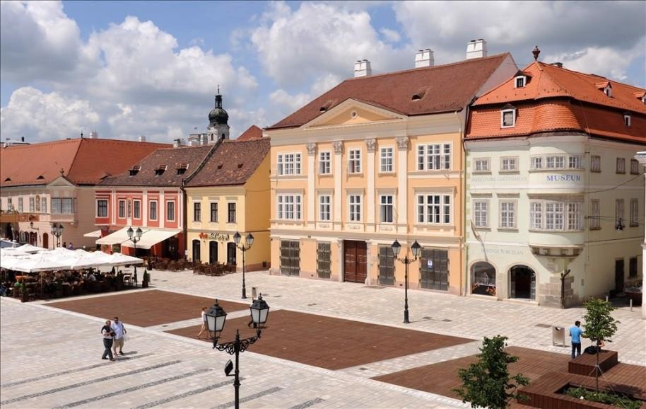 Celodenní koupání v termálních lázních Győr (fotografie 10)
