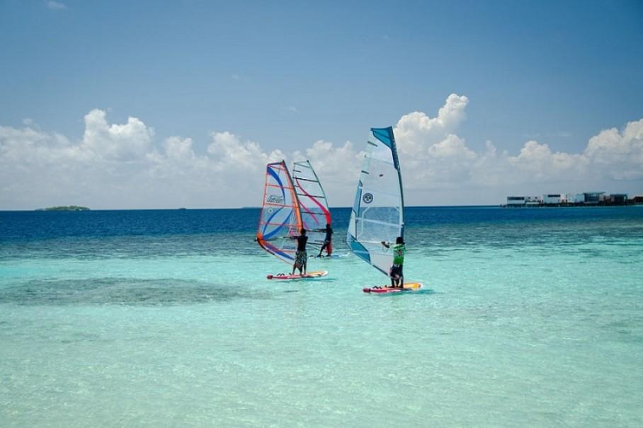 Medhufushi Island Resort (fotografie 8)