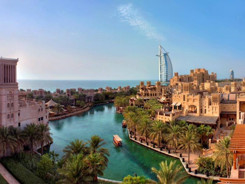 Perly Emirátů s koupáním - akce senior 50+ (fotografie 5)