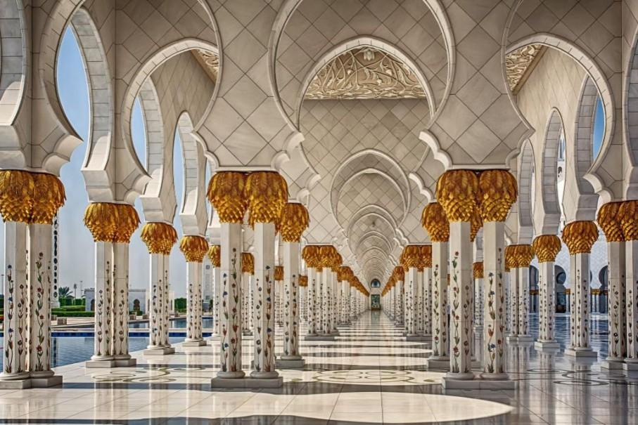 Perly Emirátů s koupáním - akce senior 50+ (fotografie 18)
