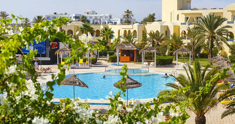 Hotel Club Djerba Les Dunes (fotografie 8)